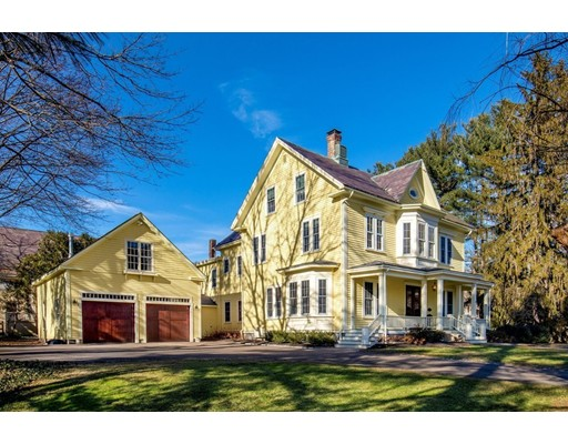 Picture 1 of 77 Wood St  Concord Ma  7 Bedroom Single Family#