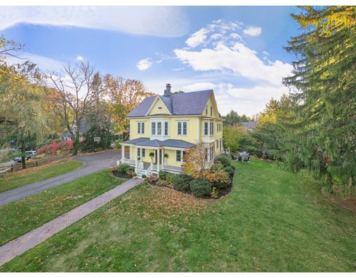 Picture 2 of 77 Wood St  Concord Ma 7 Bedroom Single Family