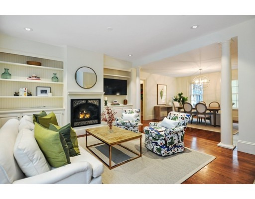 Picture 6 of 77 Wood St  Concord Ma 7 Bedroom Single Family