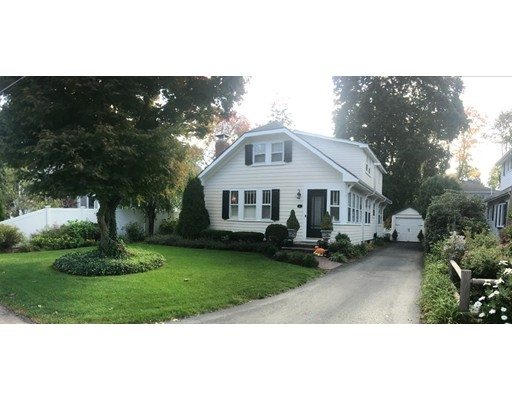 Picture 1 of 6 Durant Rd  Wellesley Ma  3 Bedroom Single Family#