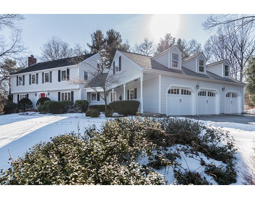 Picture 2 of 16 Algonquin Ave  Andover Ma 4 Bedroom Single Family