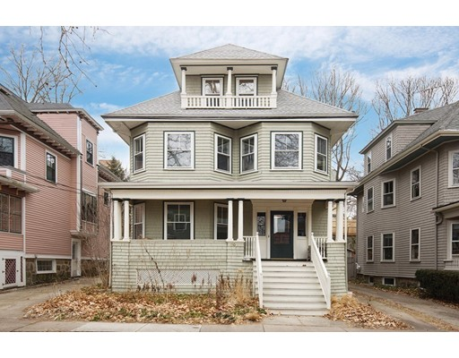 Picture 4 of 60 Beals St  Brookline Ma 6 Bedroom Single Family