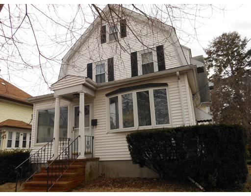 Picture 3 of 61 Kemper St  Quincy Ma 4 Bedroom Single Family