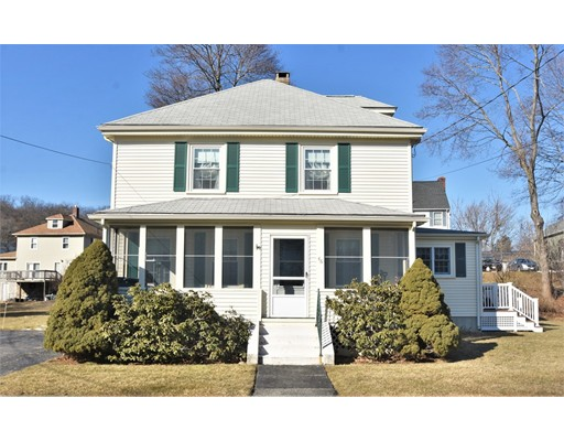 Picture 1 of 46 Ellis St  Woburn Ma  4 Bedroom Single Family#