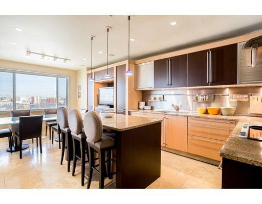 Picture 4 of 1 Huntington Ave Unit Ph1702 Boston Ma 4 Bedroom Condo