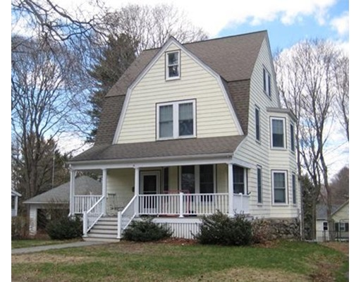 Picture 1 of 21 Shumway Cir  Wakefield Ma  5 Bedroom Single Family#