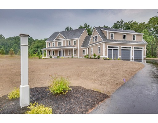 Picture 4 of 54 Deer Run  Rd  Boxford Ma 5 Bedroom Single Family
