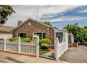 109 Faywood Ave  is a similar property to 2 Quinn Way  Boston Ma
