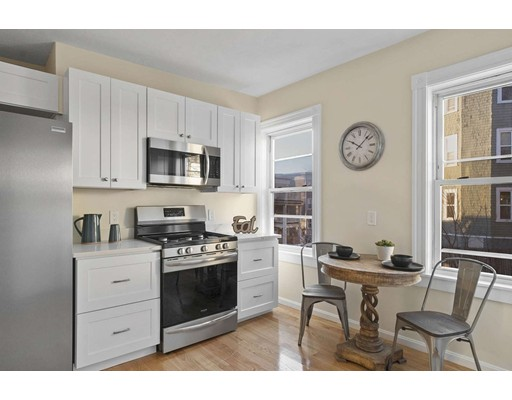 Picture 2 of 9 Rowell St Unit 3 Boston Ma 3 Bedroom Condo