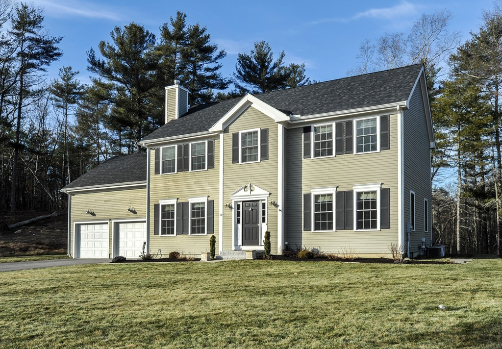 10 Fisher Ridge Cir, Duxbury, Massachusetts
