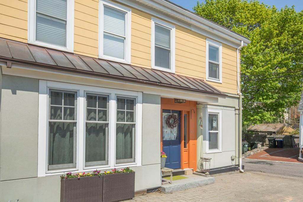 2 Vernon Court Unit 1, Newburyport, Massachusetts