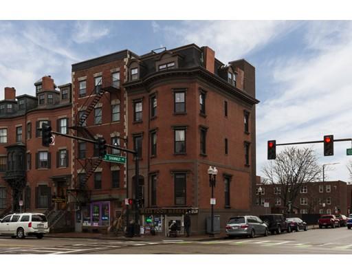 Massachusetts Ave, Boston, MA 02118