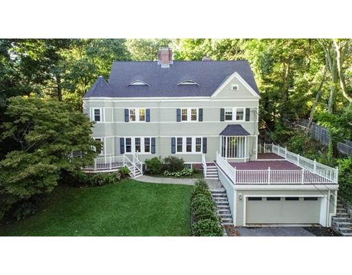 213 Gardner Rd, Brookline, Massachusetts