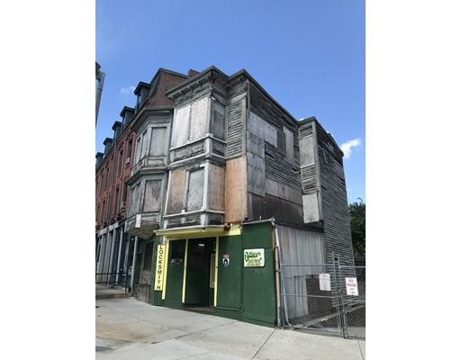 31-33,35 Roxbury Street - BOSTON, MA