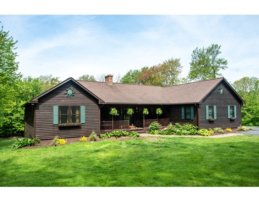 Photo: 137 Moulton Hill Rd, Monson, MA