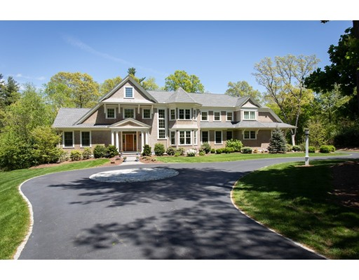 Picture 2 of 225 Rice Rd  Wayland Ma 6 Bedroom Single Family