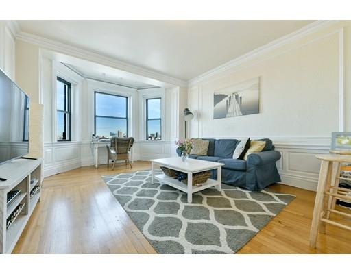 Picture 1 of 466 Commonwealth Ave Unit 802 Boston Ma  1 Bedroom Condo#