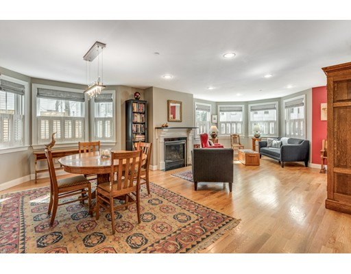 Picture 1 of 56 Line St Unit 1 Somerville Ma  3 Bedroom Condo#
