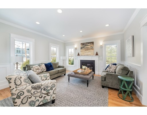 Picture 2 of 77 Nardone Rd  Needham Ma 5 Bedroom Single Family