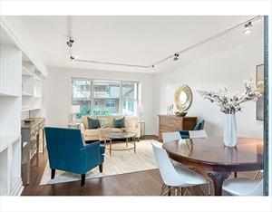 145 Pinckney Street 102 is a similar property to 1411 Washington St  Boston Ma