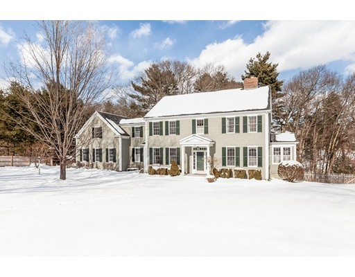 Picture 1 of 515 Common St  Dedham Ma  5 Bedroom Single Family