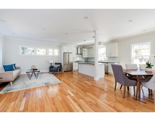 Picture 1 of 173 Langley Rd Unit 1 Newton Ma  4 Bedroom Condo#