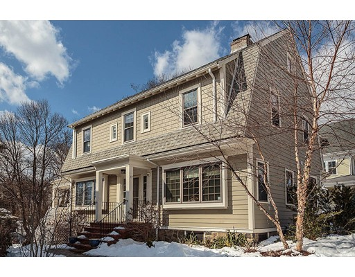 Picture 11 of 17 Lakeview St  Arlington Ma 4 Bedroom Single Family