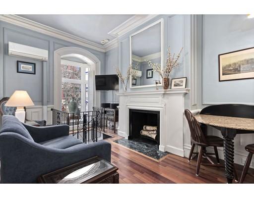 Picture 1 of 227 Marlborough St Unit 3 Boston Ma  1 Bedroom Condo#