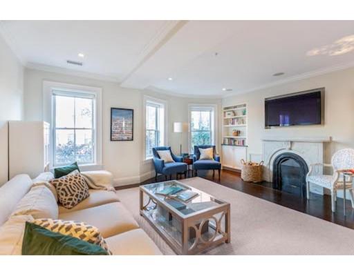 Picture 3 of 144 W Concord St Unit 3 Boston Ma 3 Bedroom Condo