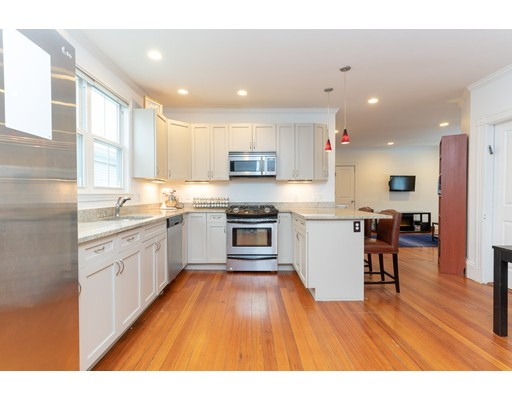 Picture 2 of 195 Cypress St Unit 3 Brookline Ma 3 Bedroom Condo