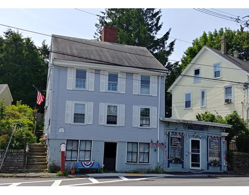 Picture 1 of 142-144 Pleasant St  Marblehead Ma  4 Bedroom Multi-family#