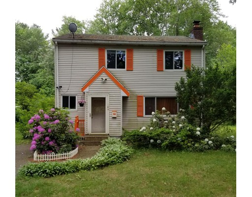 Picture 1 of 184 Mill  St  Natick Ma  3 Bedroom Single Family#