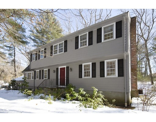 Picture 1 of 24 Grove St  Wayland Ma  4 Bedroom Single Family#
