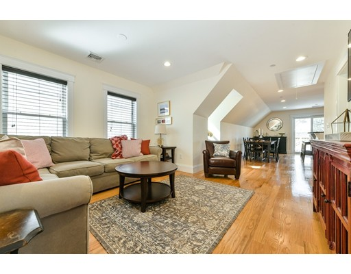 Picture 1 of 150 Lowell St Unit 3 Somerville Ma  2 Bedroom Condo#