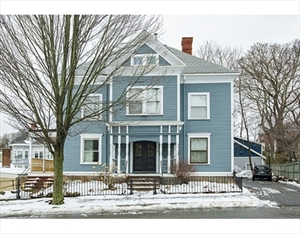 83 Pleasant Street 7 is a similar property to 218 Washington St  Marblehead Ma