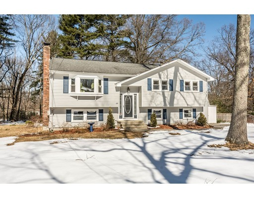 Picture 5 of 22 Eastview Ave  Billerica Ma 4 Bedroom Single Family