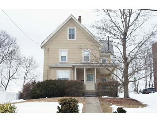 Picture 1 of 91 Hall Pl  Quincy Ma  3 Bedroom Single Family#