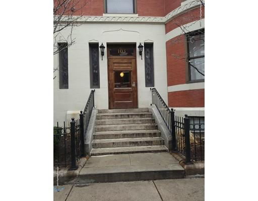 103 Gainsborough St, Boston, MA 02115