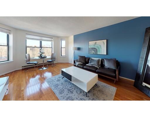 32 Garrison Street, Boston, MA 02116