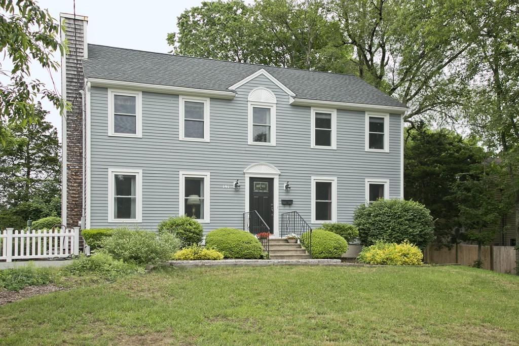 141 Wompatuck Road, Hingham, Massachusetts