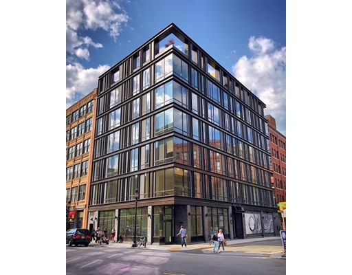 10 Farnsworth Street, 5B - Seaport District, MA