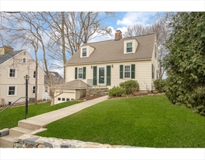 8 Prince Avenue  is a similar property to 186 Pond St  Winchester Ma