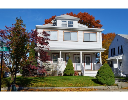 Picture 1 of 4 Bedford St  Quincy Ma  7 Bedroom Multi-family
