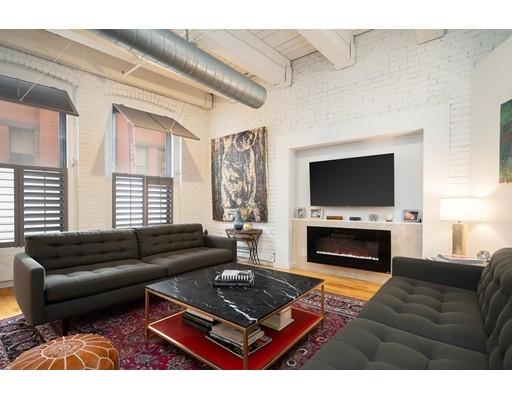Picture 6 of 119 Beach St Unit 2h/i Boston Ma 4 Bedroom Condo