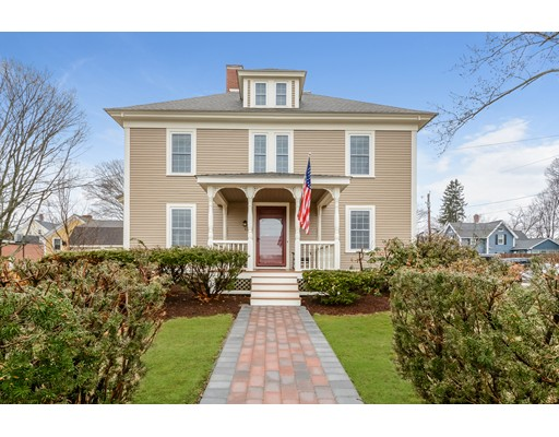 Picture 1 of 62 Church St  Concord Ma  4 Bedroom Single Family#