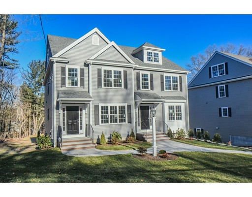 Picture 1 of 281 West Central  Natick Ma  3 Bedroom Single Family#