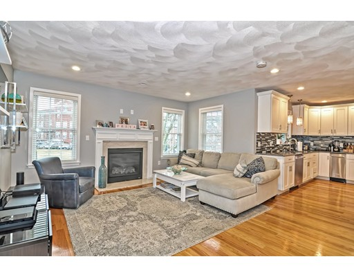 Picture 6 of 38 Pleasant St  Stoneham Ma 4 Bedroom Single Family