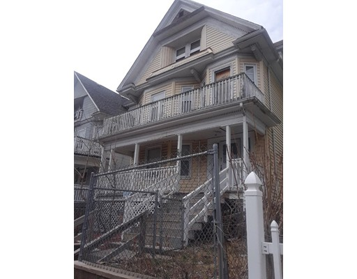 Picture 2 of 45 Greenbrier St  Boston Ma 8 Bedroom Multi-family