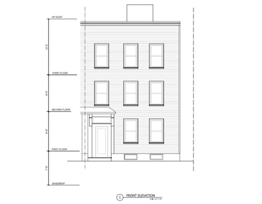 Picture 7 of 89 Morris St  Boston Ma 5 Bedroom Multi-family