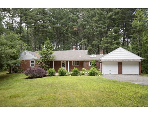 Picture 4 of 727 South Ave  Weston Ma 4 Bedroom Single Family